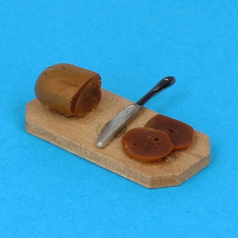Tc1508 - Tagliando il pane