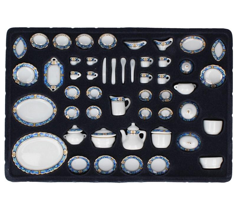 Vp0009 - Vaisselle décorée