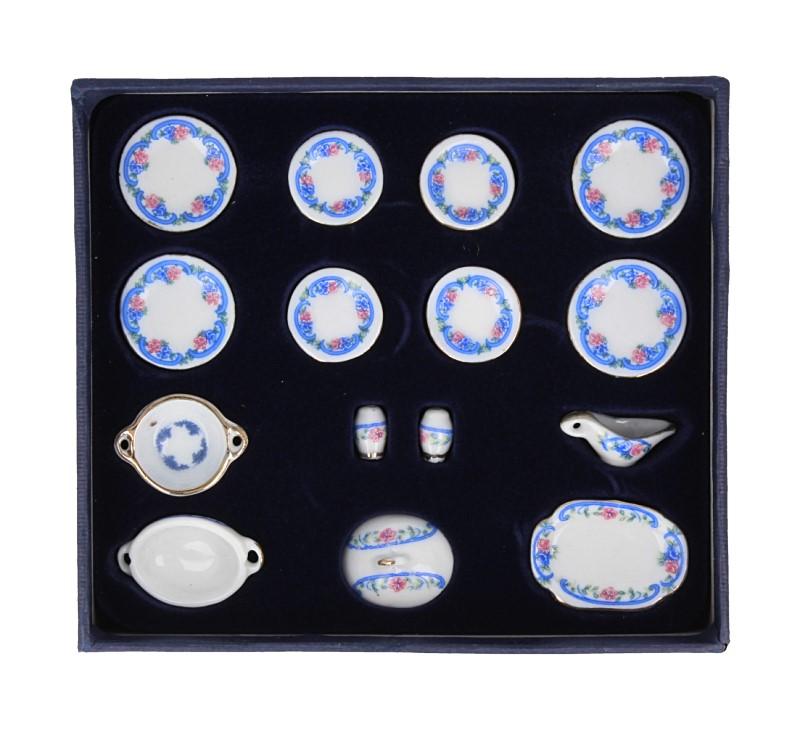 Tc5054 - Vaisselle décorée