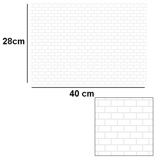 Tw3001 - Papier Ziegelstein