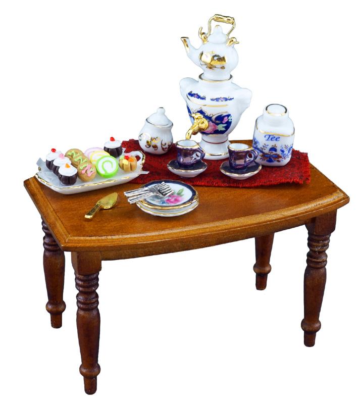 Re18501 - Heure du thé