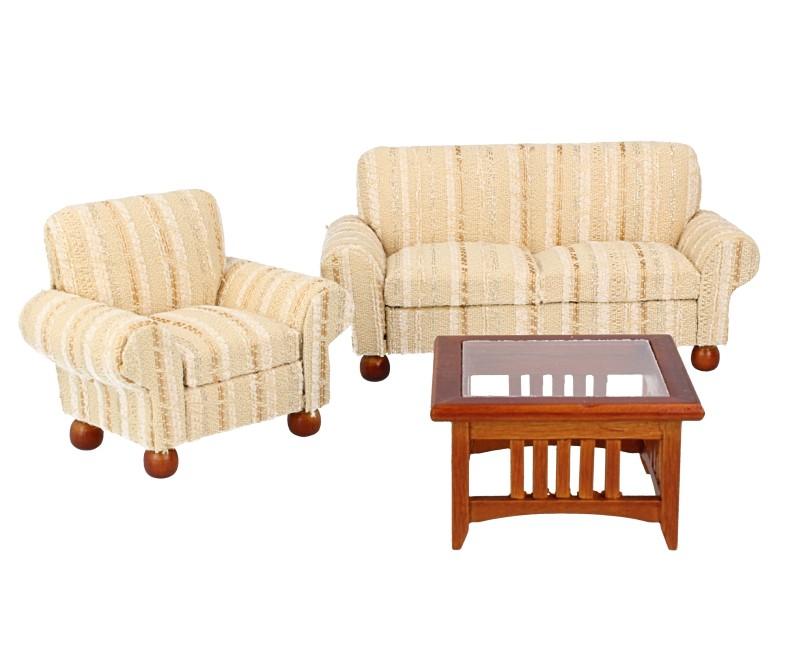 Cj0004 - Conjunto sofa