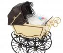 Mb0128 - Poussette à bébé