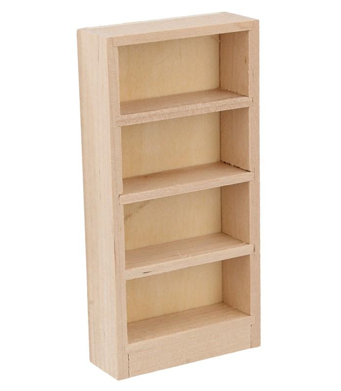 Mb0287 - Unpainted Shelves