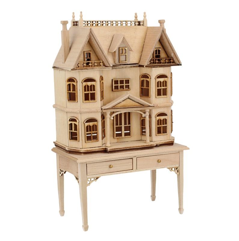 Mb0512 - Mini casita victoriana 144