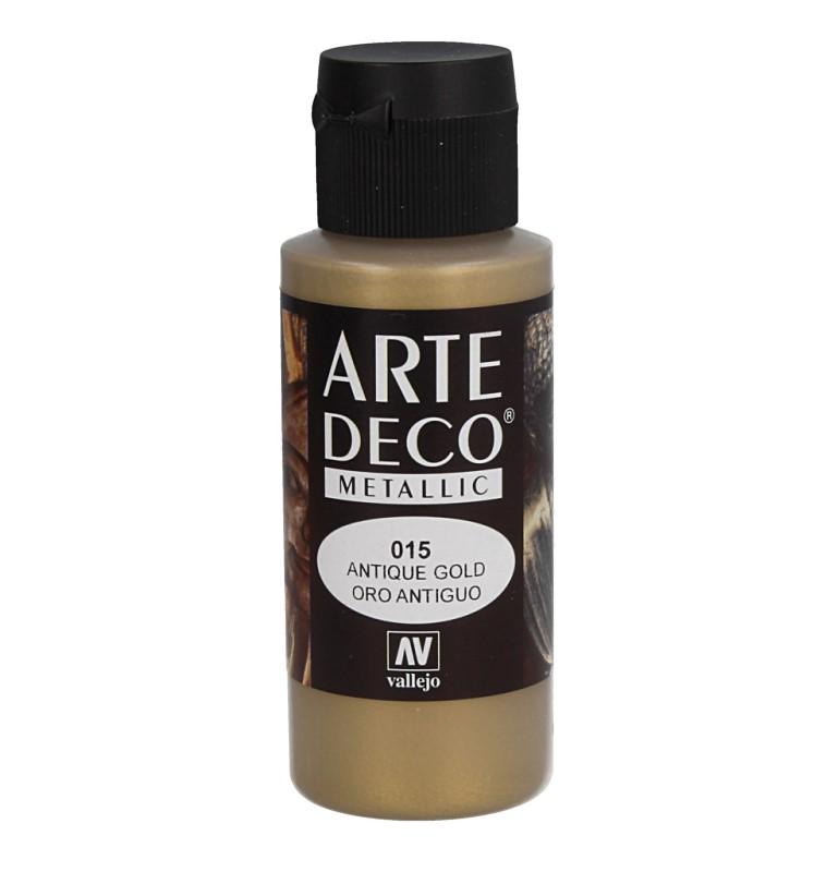 Pt0015 - Peinture acrylique or antique