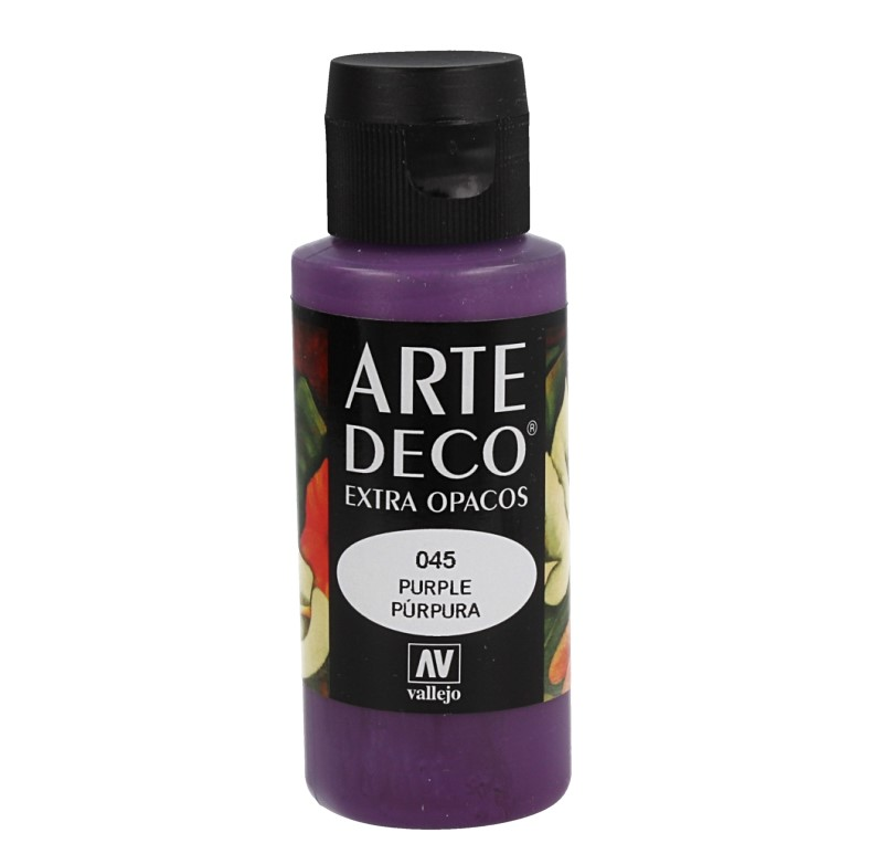 Pt0045 - Peinture acrylique violet