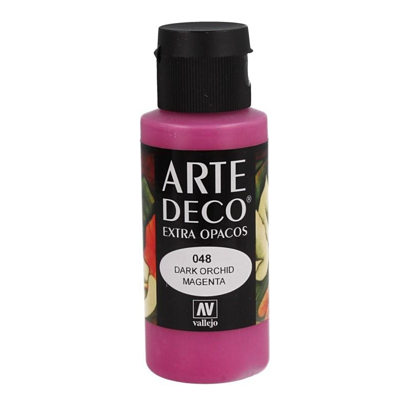 Pt0048 - Peinture acrylique magenta