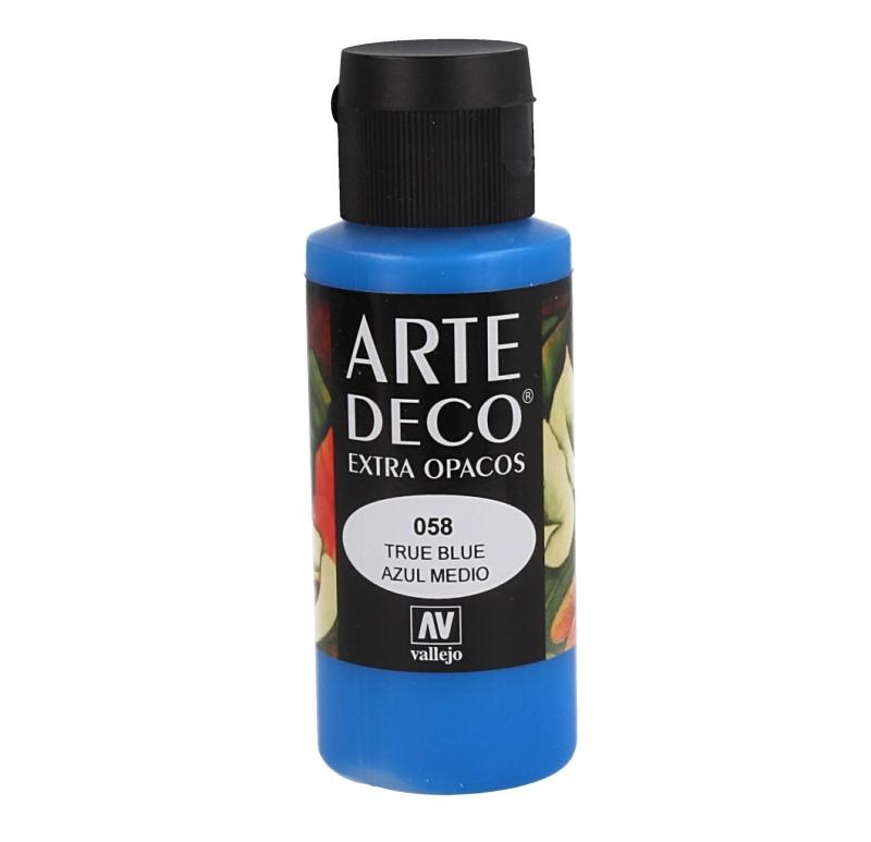 Pt0058 - Peinture acrylique mid blue