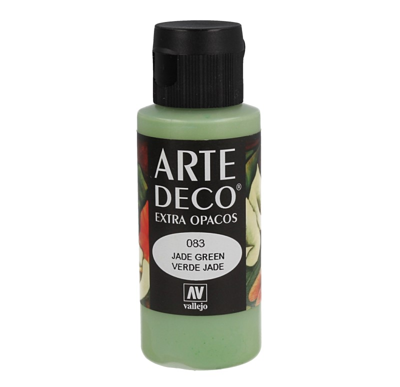 Pt0083 - Pintura acrílica verde jade