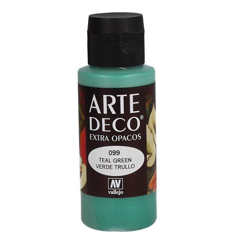 Pt0099 - Peinture acrylique vert