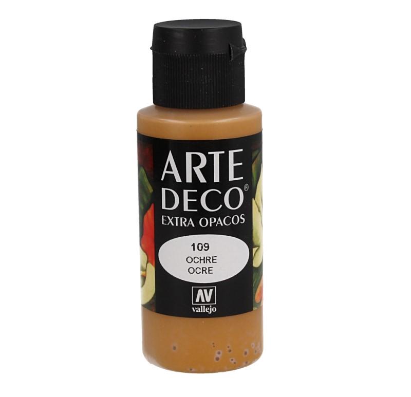 Pt0109 - Pintura acrílica ocre