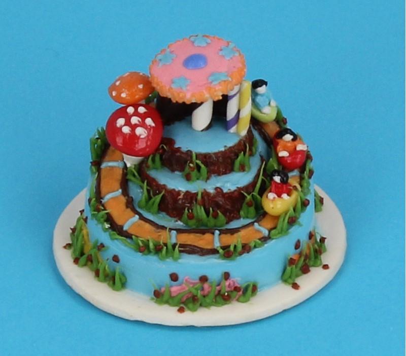 Sb0011 - Gâteau fantaisiste