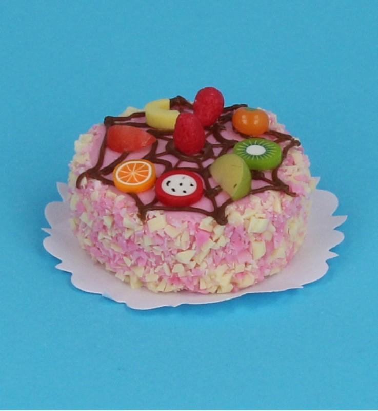 Sm0019 - Tarta de frutas