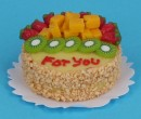 Sm0114 - Cake with fruits