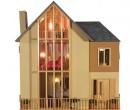 Sa3009 - Lake View Dolls house