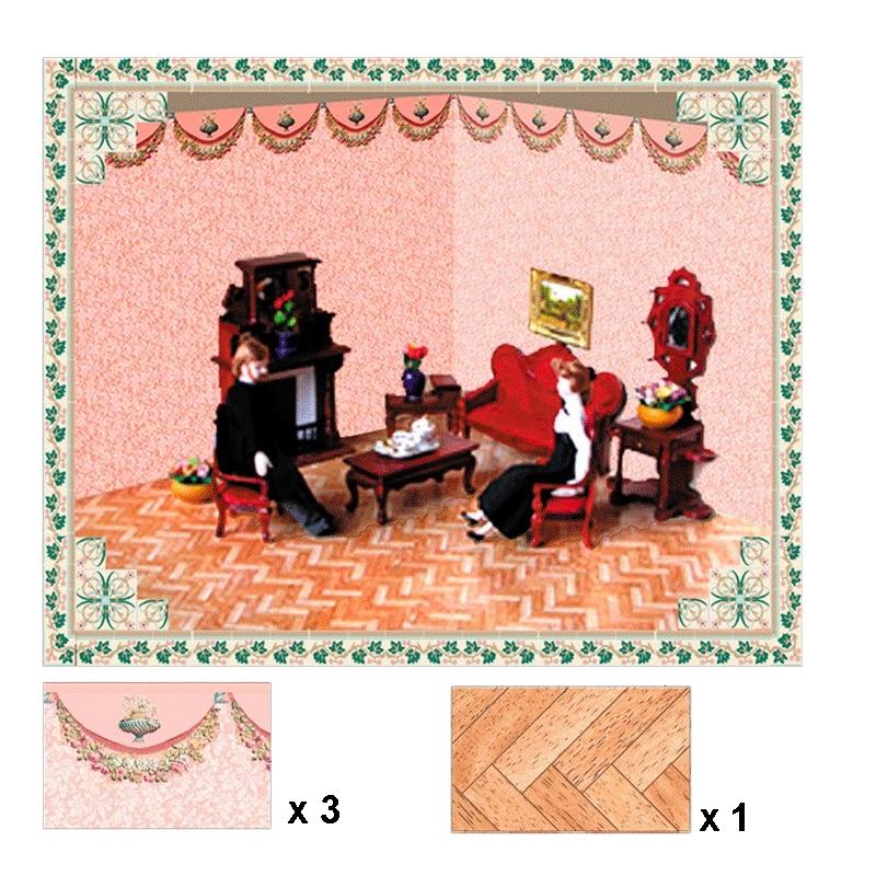 Wm34451 - Ensemble de papiers