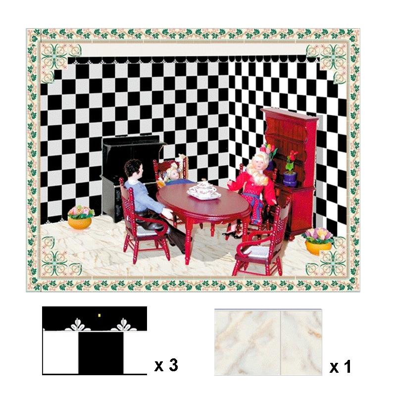 Wm34467 - Ensemble de papiers