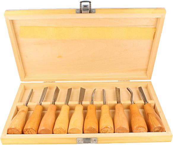 Hr8747 - Cinceles de madera