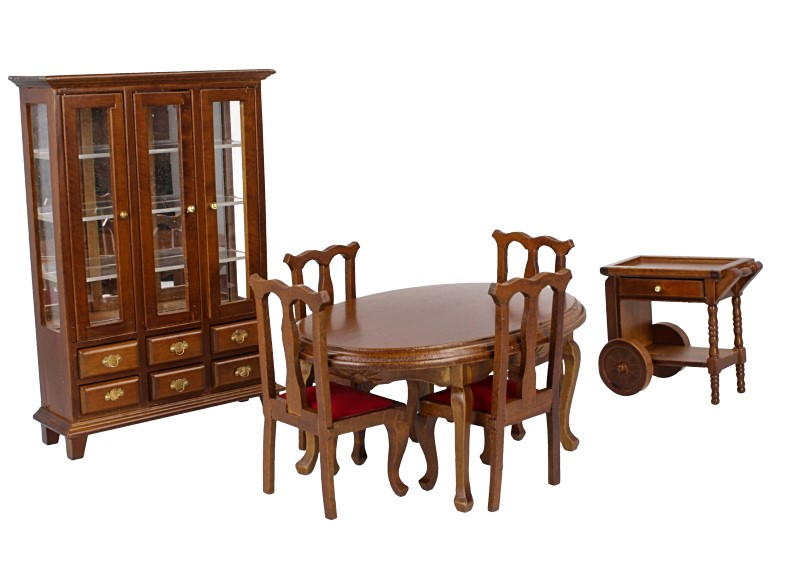 Cj0066 - Dining Room with Trolley