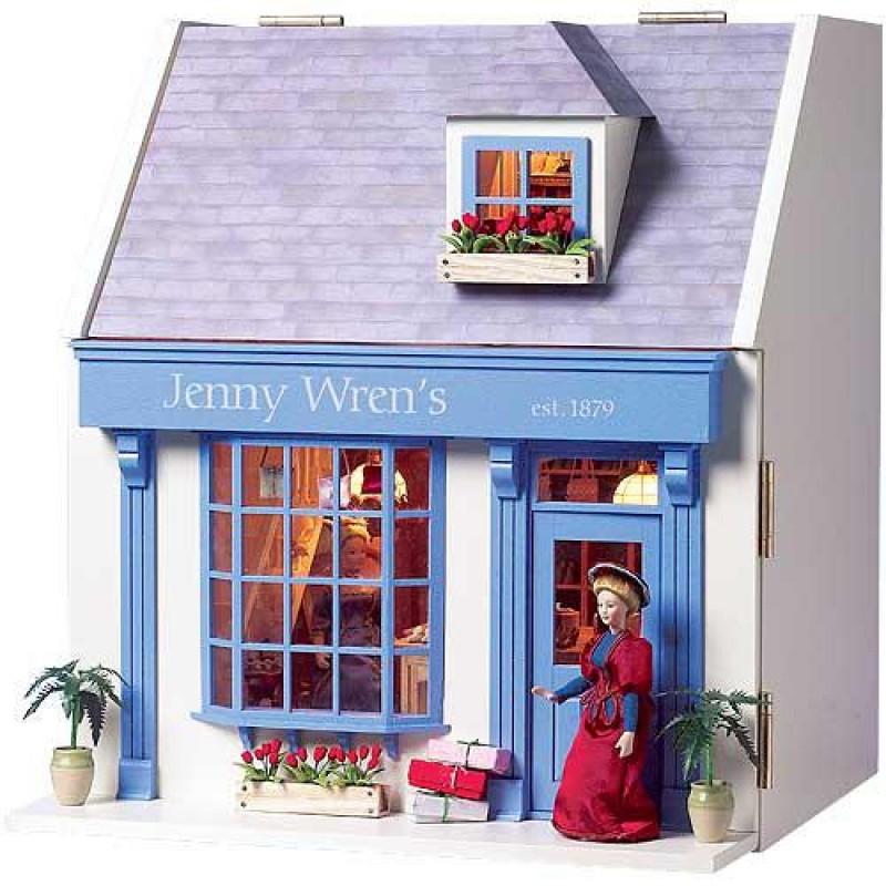 Sa1249 - Shop Jenny Wren kit