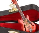 Sb0035 - Red electric guitar