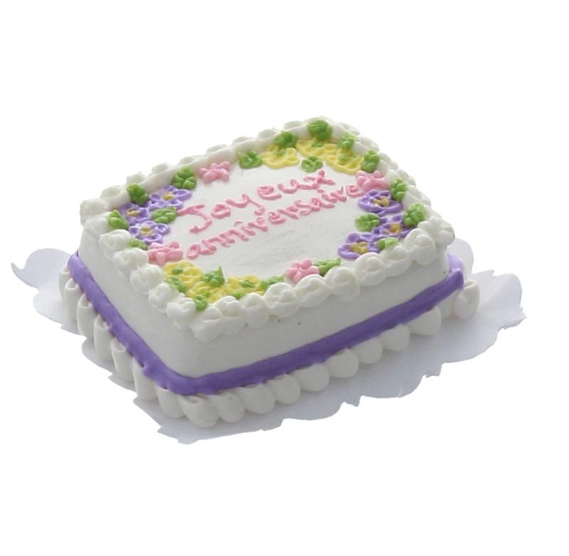Sm0508 - Gâteau d anniversaire