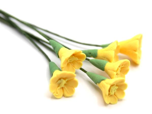Tc0142 - Flores amarillas