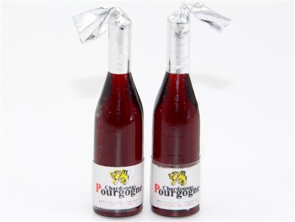 Tc0156 - Botellas de champagne