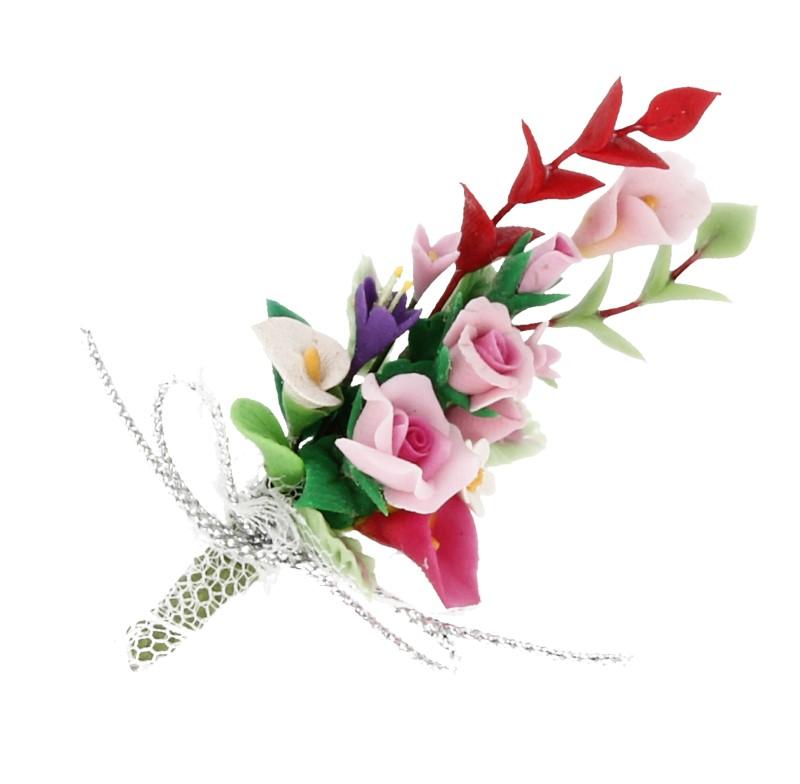Tc0166 - Ramo de flores