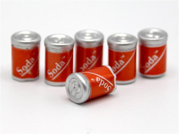 Tc0287 - Latas de soda