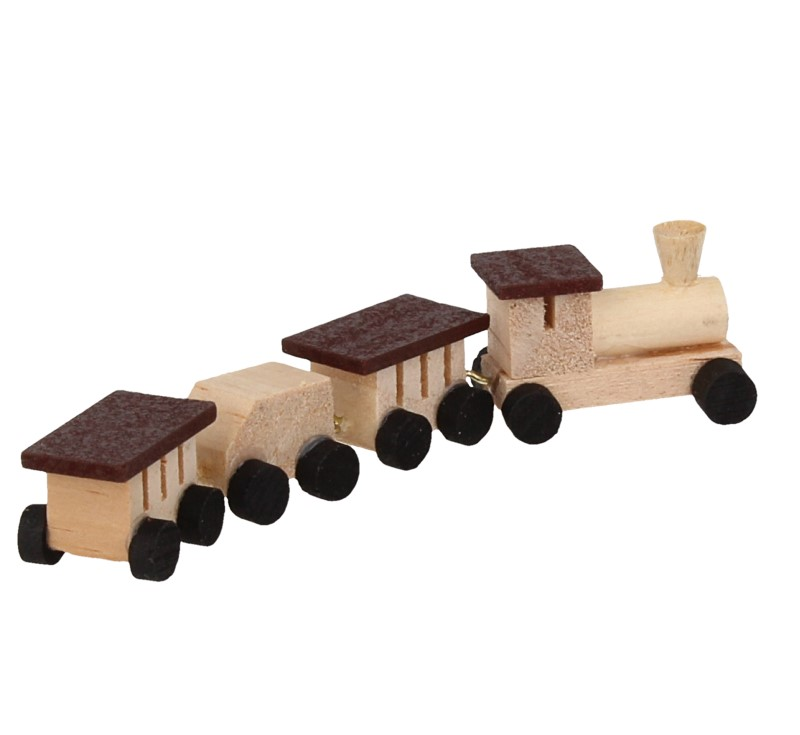 Tc0315 - Train en bois