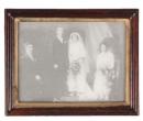 Tc0619 - Altes Hochzeitsfoto