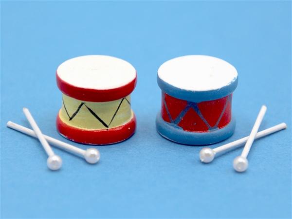 Tc2165 - Deux tambours