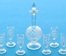 Tc1001 - Decanter with Glasses