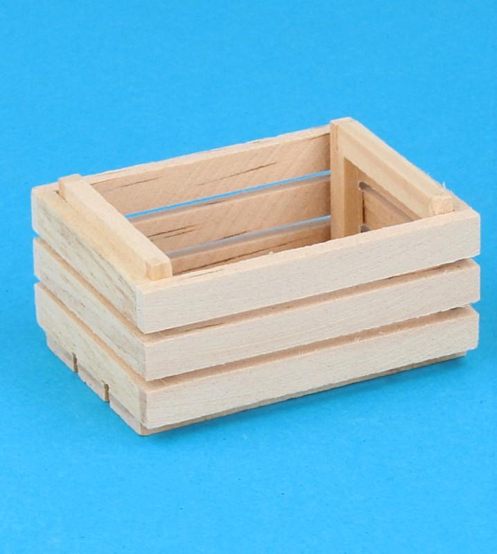 Tc1067 - caisse en bois