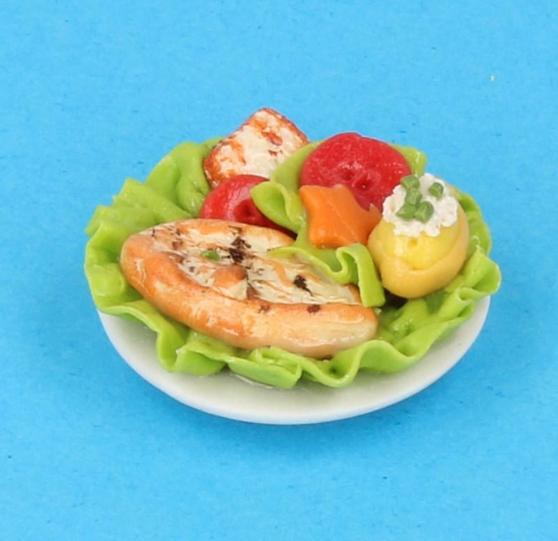 Tc1069 - Plato de comida