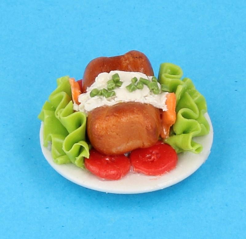 Tc1095 - Plato de comida