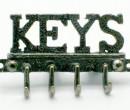 Tc1996 - Porte clés mural