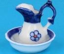 Tc2530 - Blaue Waschschüssel