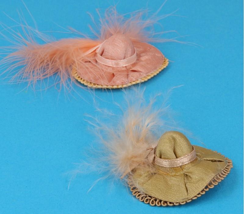 Tc2532 - Deux chapeaux de cérémonie