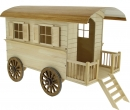 Cr79618 - Caravane en bois