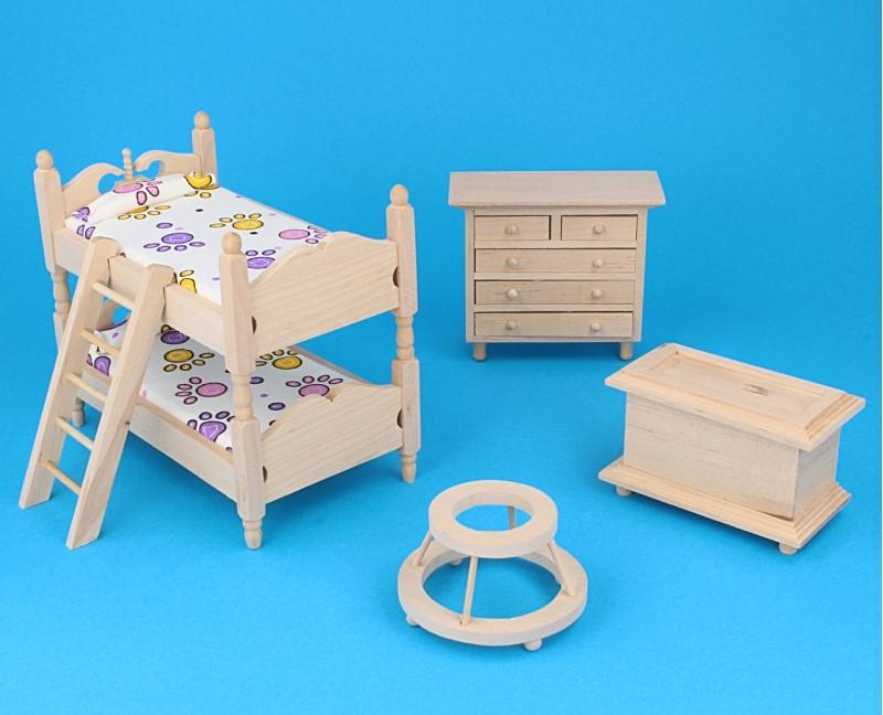 Cj0021 - Dormitorio infantil