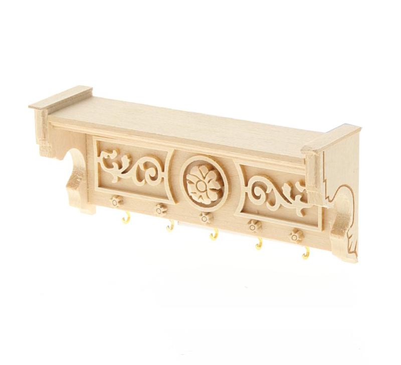 Mb0022 - Perchero de madera