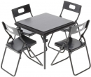 Mb0301 - Table and four chairs