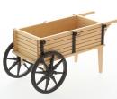 Mb0740 - Carretilla de madera