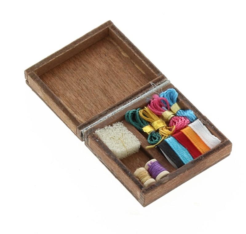 Tc0268 - Sewing box