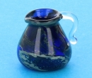 Tc0333 - Pitcher with blue decoration