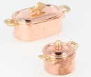 Tc0627 - Copper Pans