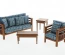 Cj0042 - Divano con tavoli
